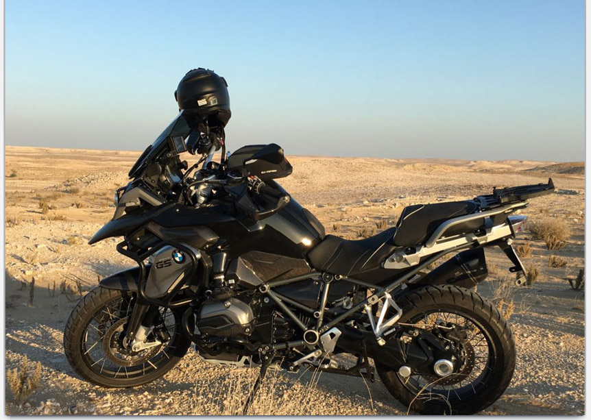 BMW 1200 GS LC Carbon Tuning